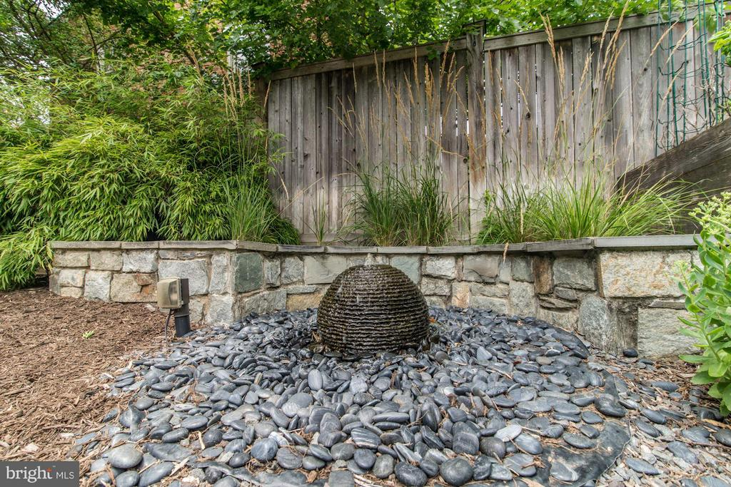 Focal Water Feature - 303 VIRGINIA AVE, ALEXANDRIA