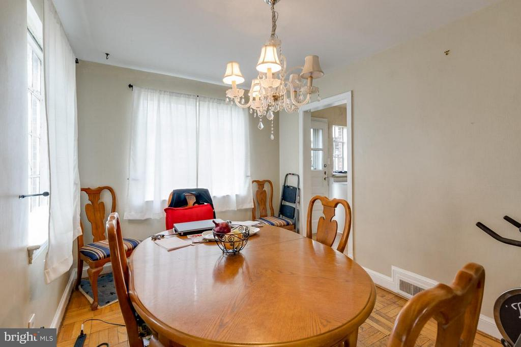 Dining Room - 817 DEVON PL, ALEXANDRIA