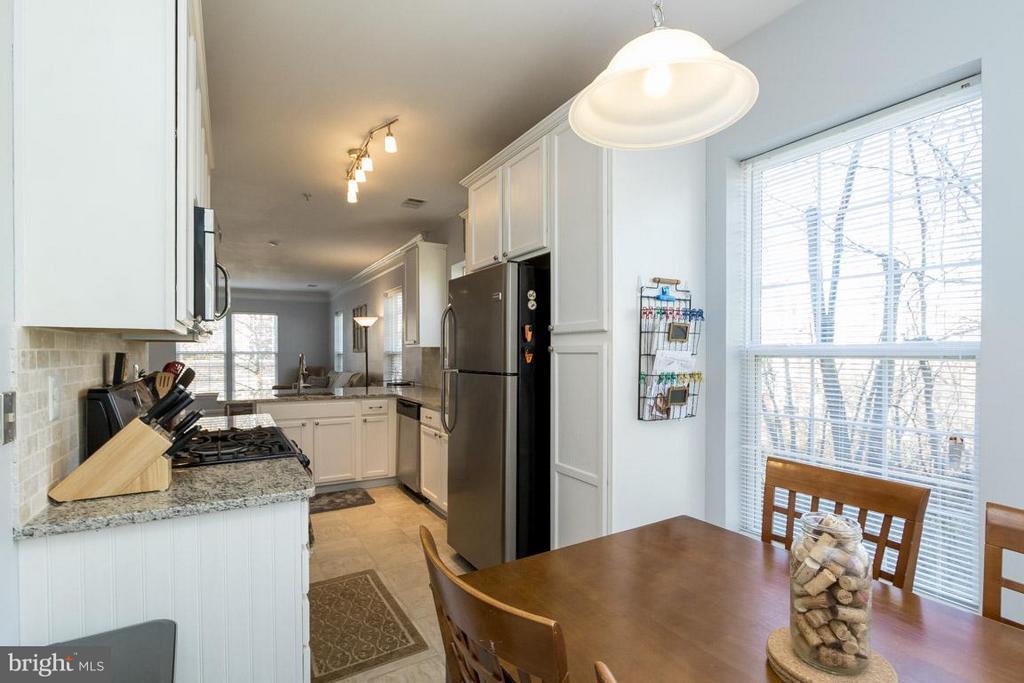 Kitchen - 11584A CAVALIER LANDING CT #804-A, FAIRFAX