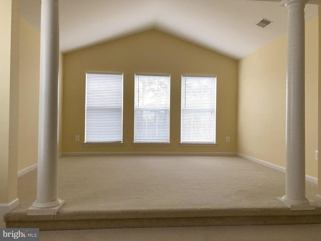 View to Sitting Room in Master - 5405 SILVER MAPLE LN, FREDERICKSBURG