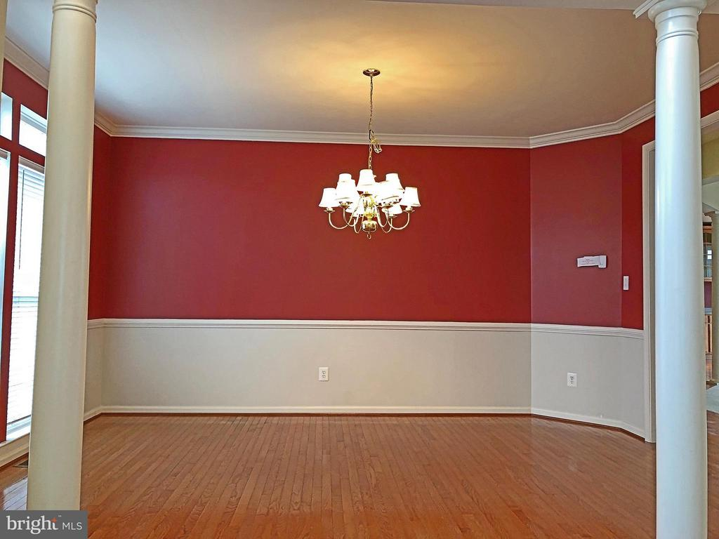 Dining Room - 5405 SILVER MAPLE LN, FREDERICKSBURG