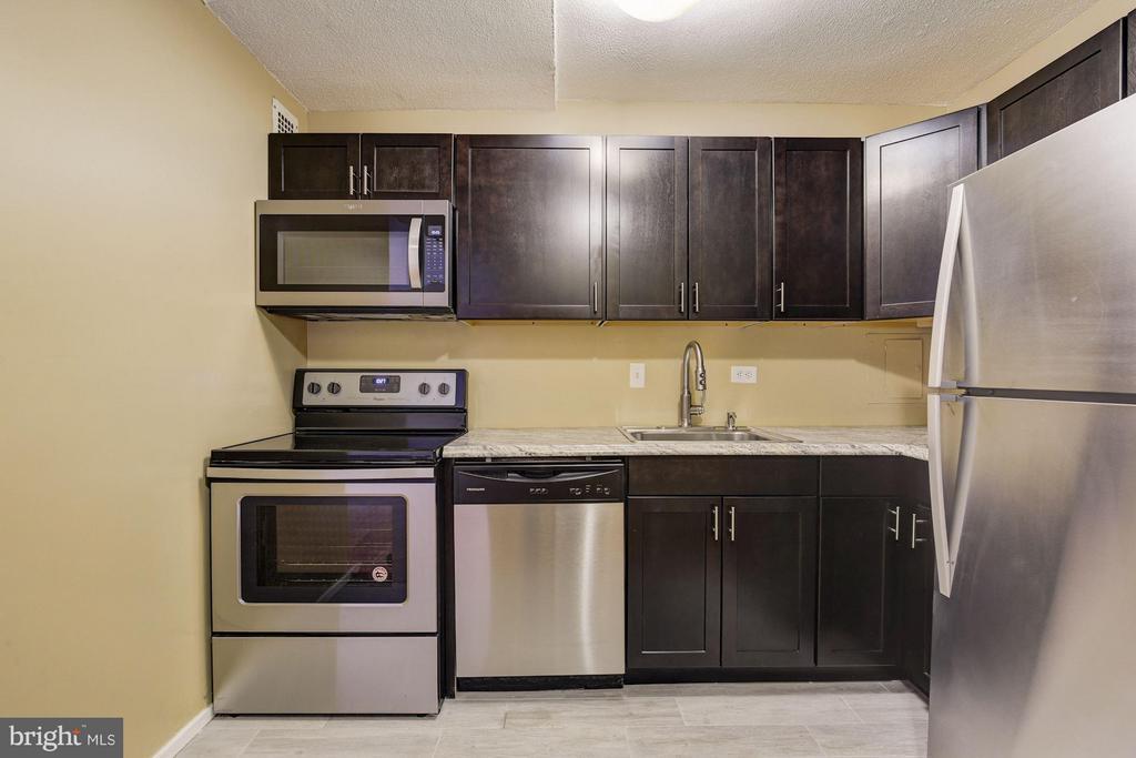 Kitchen - 1301 DELAWARE AVE SW #N-303, WASHINGTON