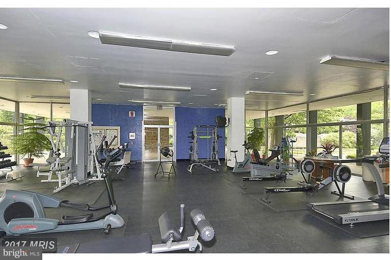 Gym - 1301 DELAWARE AVE SW #N-303, WASHINGTON
