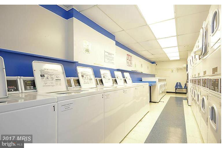 Onsite laundry facility. - 1301 DELAWARE AVE SW #N-303, WASHINGTON