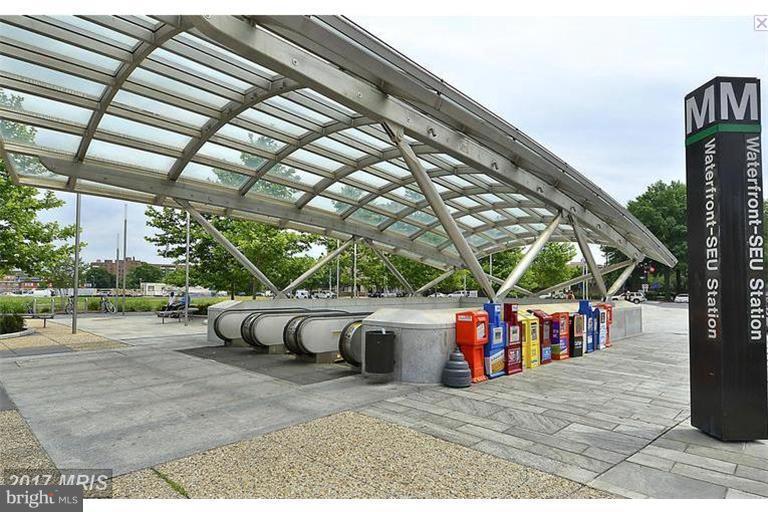 SW Waterfront Metro Station 2 blocks away. - 1301 DELAWARE AVE SW #N-303, WASHINGTON