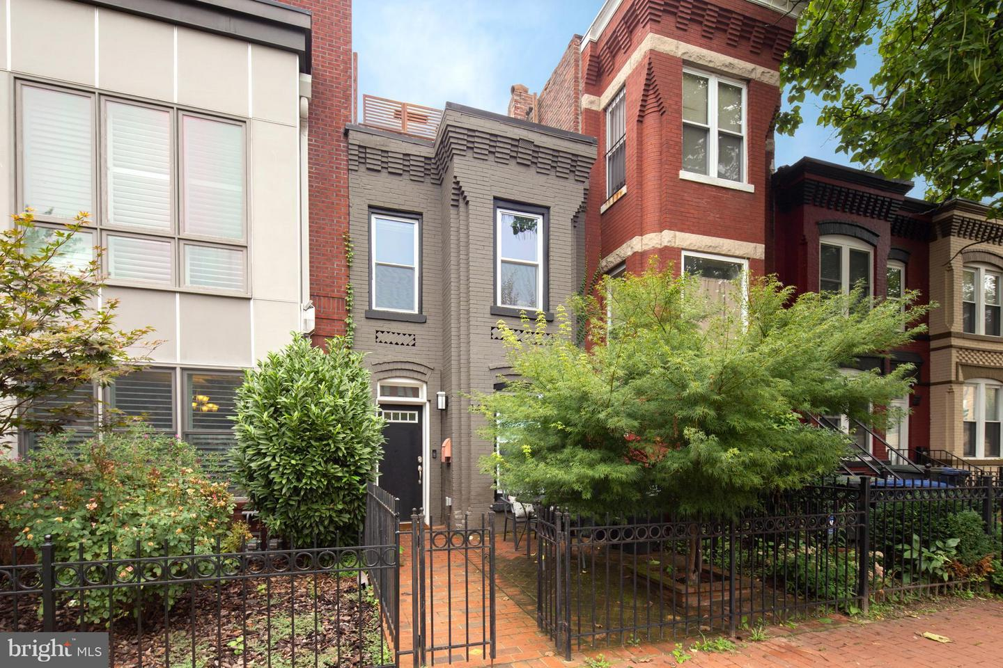 Single Family for Sale at 1421 1st St NW Washington, District Of Columbia 20001 United States