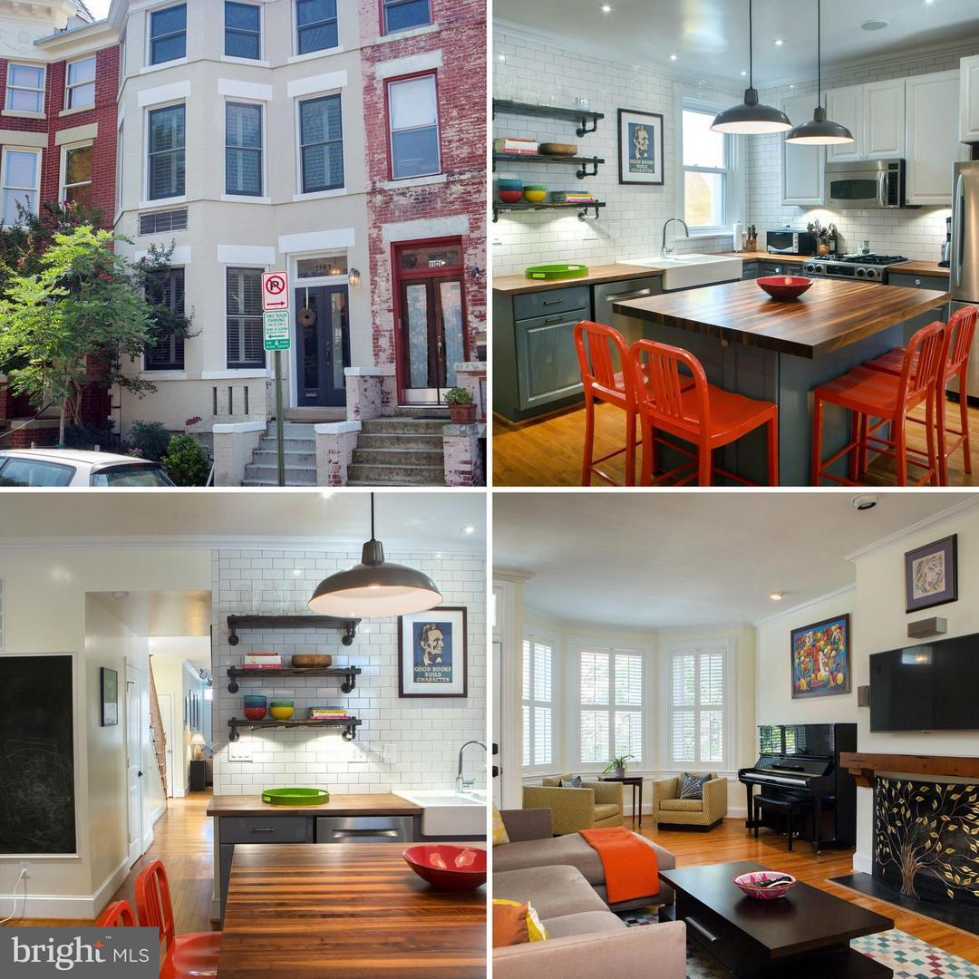 Single Family for Sale at 1103 D St NE Washington, District Of Columbia 20002 United States