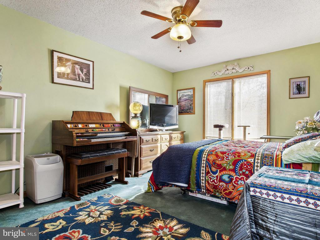 Bedroom - 9513 FLINT HILL CT, FREDERICKSBURG
