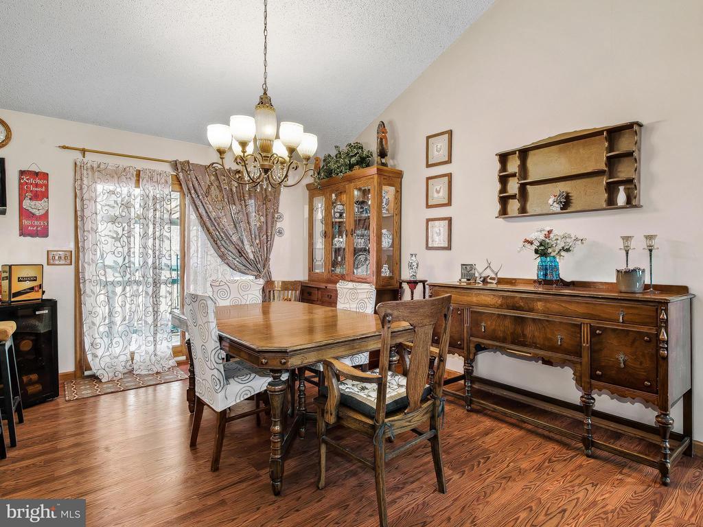 Dining Room - 9513 FLINT HILL CT, FREDERICKSBURG