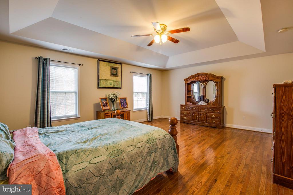 Bedroom (Master) - 4710 RIVER CREST CT, FREDERICKSBURG