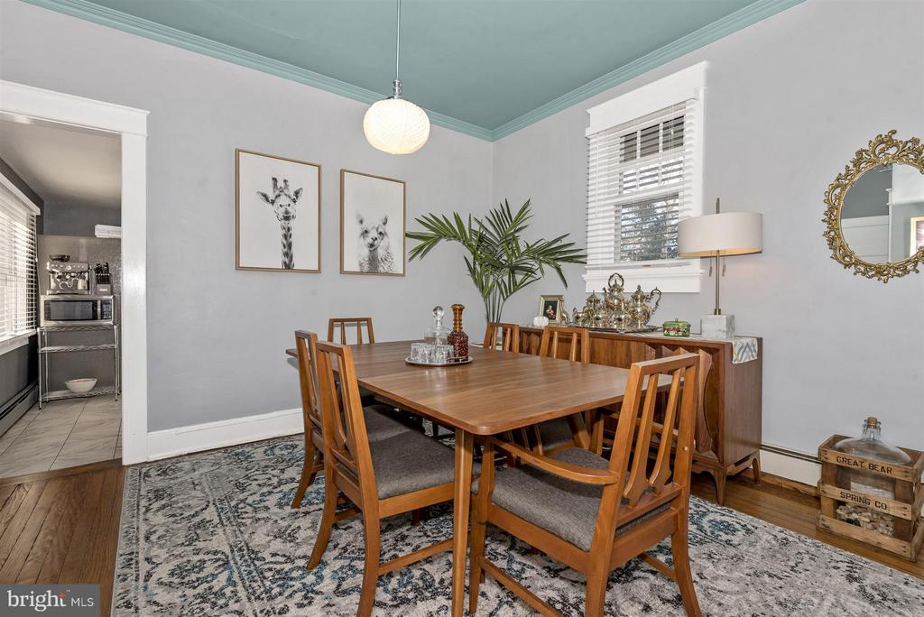 Dining Room - 201 LINDEN AVE, FREDERICK