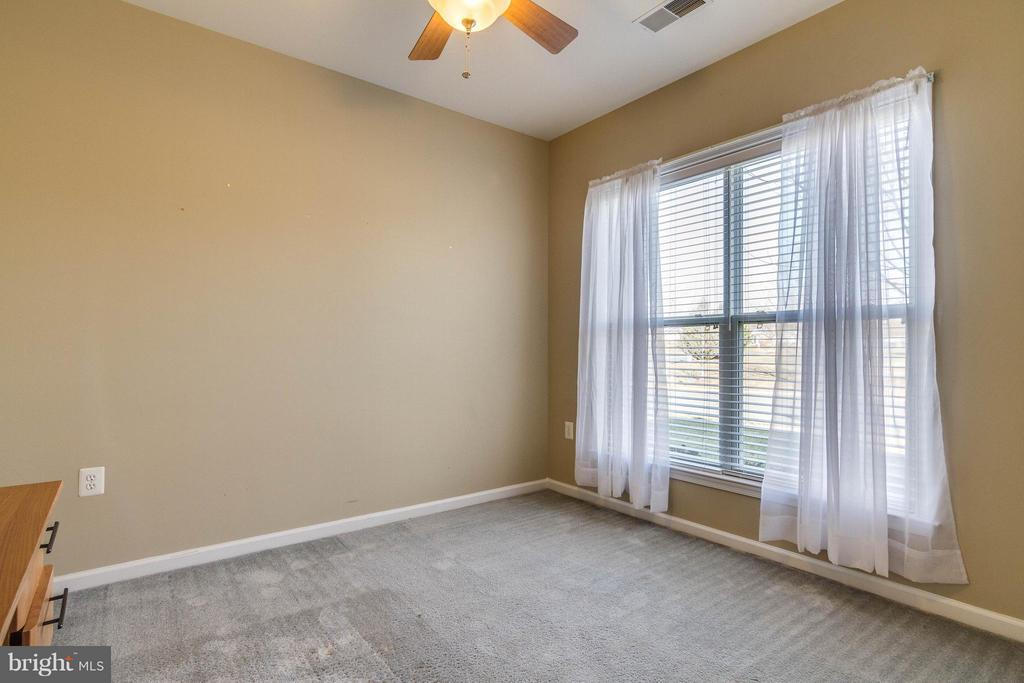 Office large windows & French Doors - 1 ASPEN HILL DR #50, FREDERICKSBURG