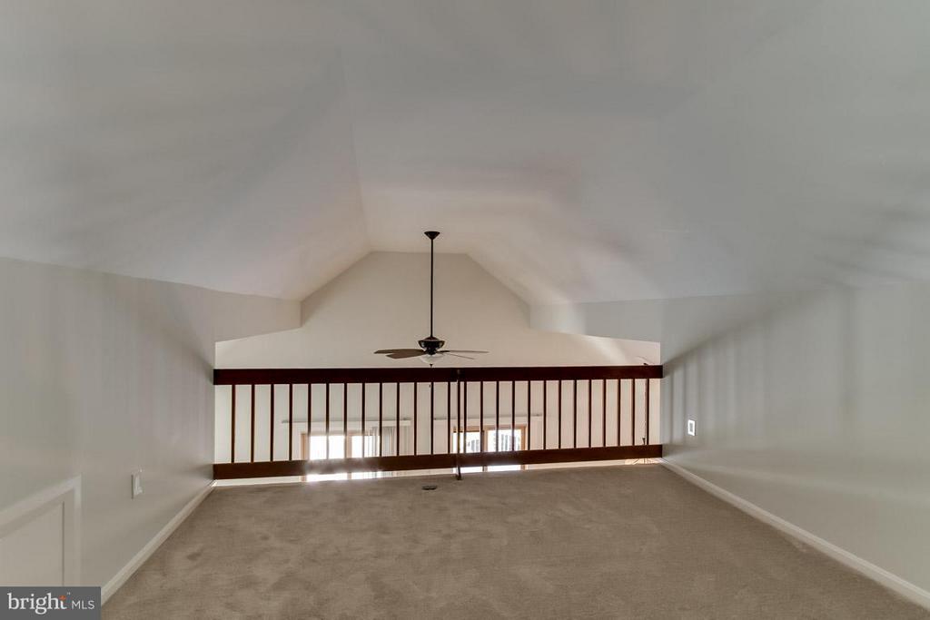 Loft Area - 9666 SPRINGS RD, WARRENTON
