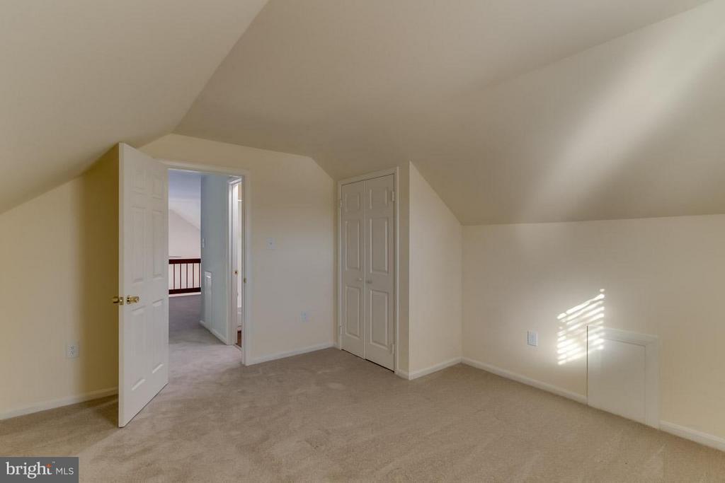 Bedroom 3 - 9666 SPRINGS RD, WARRENTON