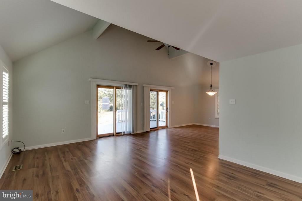 Living Room - 9666 SPRINGS RD, WARRENTON