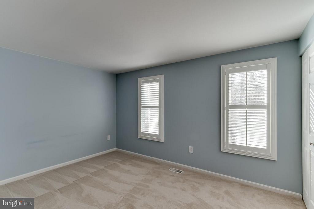 Bedroom 1 - 9666 SPRINGS RD, WARRENTON