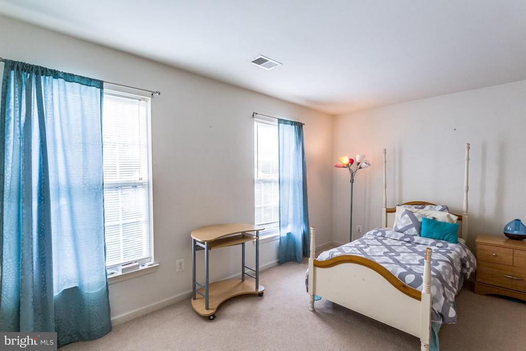 Bedroom - 12325 OSPREY LN, CULPEPER