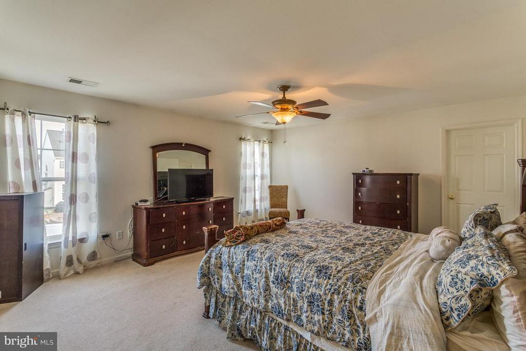 Bedroom (Master) - 12325 OSPREY LN, CULPEPER