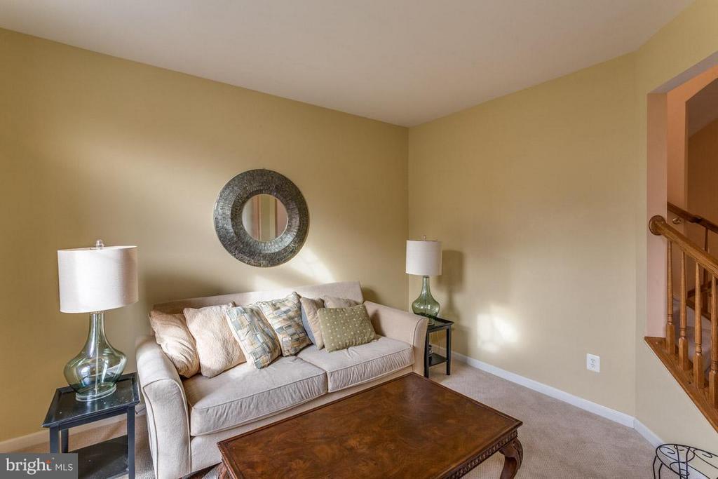 Living Room - 12325 OSPREY LN, CULPEPER