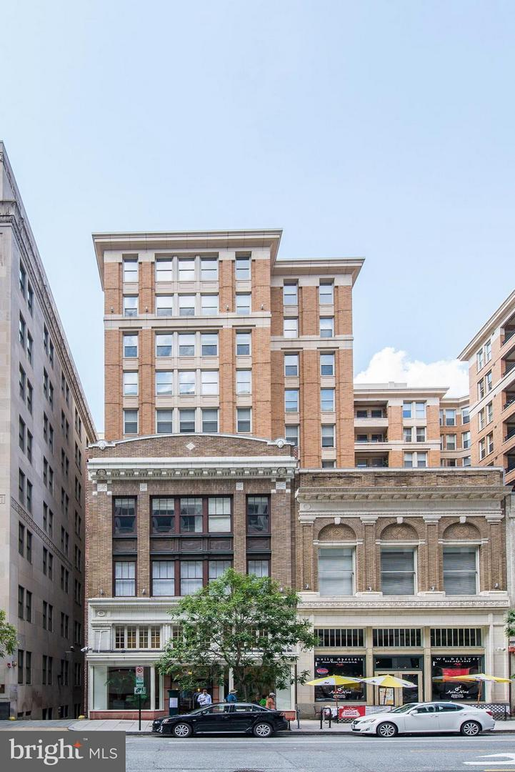 Single Family for Sale at 915 E St NW #1007 Washington, District Of Columbia 20004 United States