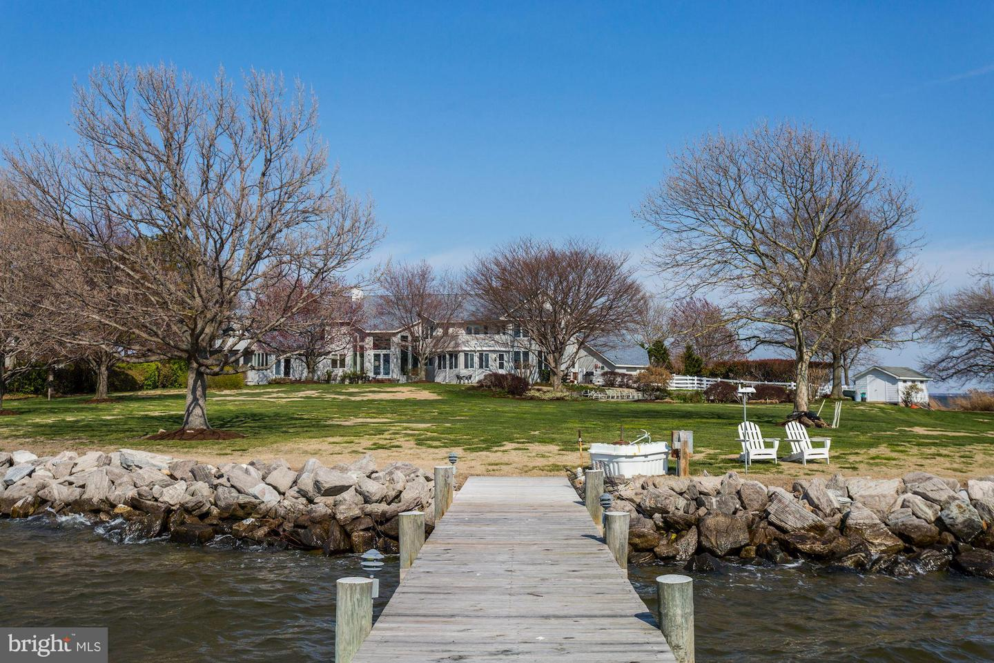 Single Family for Sale at 2886 Cox Neck Rd Chester, Maryland 21619 United States