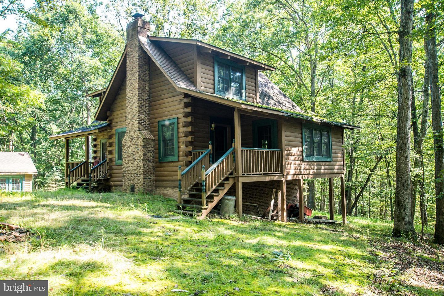 Single Family for Sale at 1305 Whispering Pines Rd Paw Paw, West Virginia 25434 United States