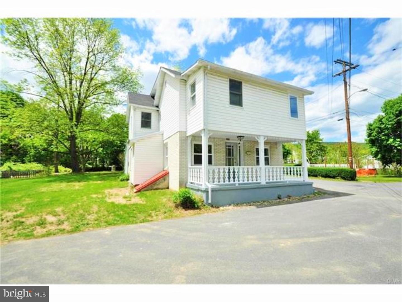 Частный односемейный дом для того Продажа на 418 MAPLE Avenue Bangor, Пенсильвания 18013 Соединенные Штаты