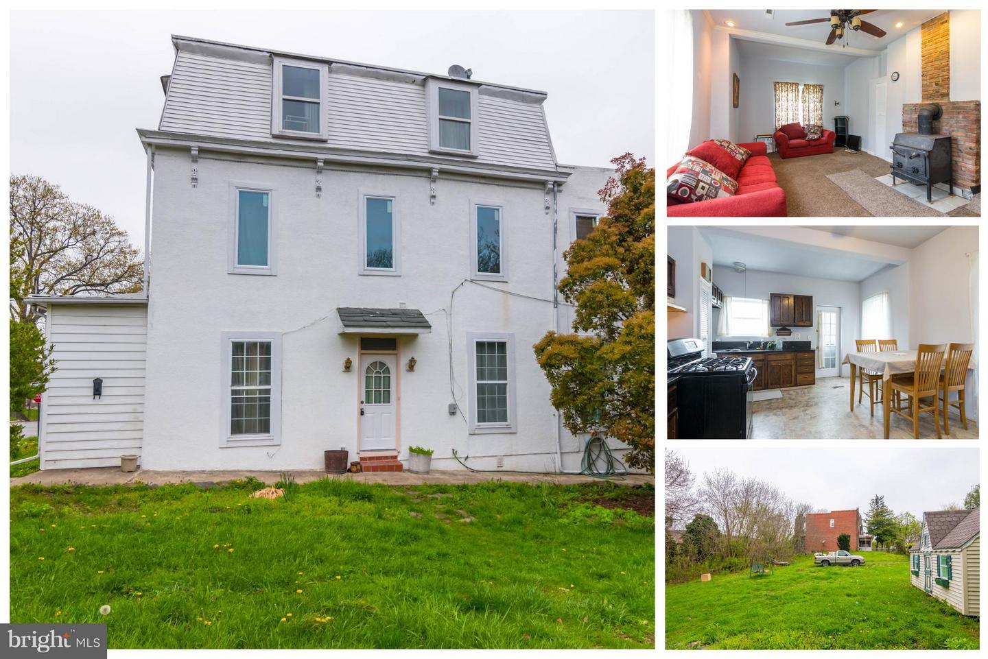 Single Family for Sale at 1445 Homestead St Baltimore, Maryland 21218 United States