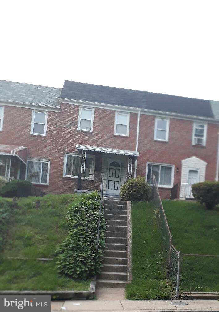 Single Family for Sale at 4404 Mountview Rd Baltimore, Maryland 21229 United States