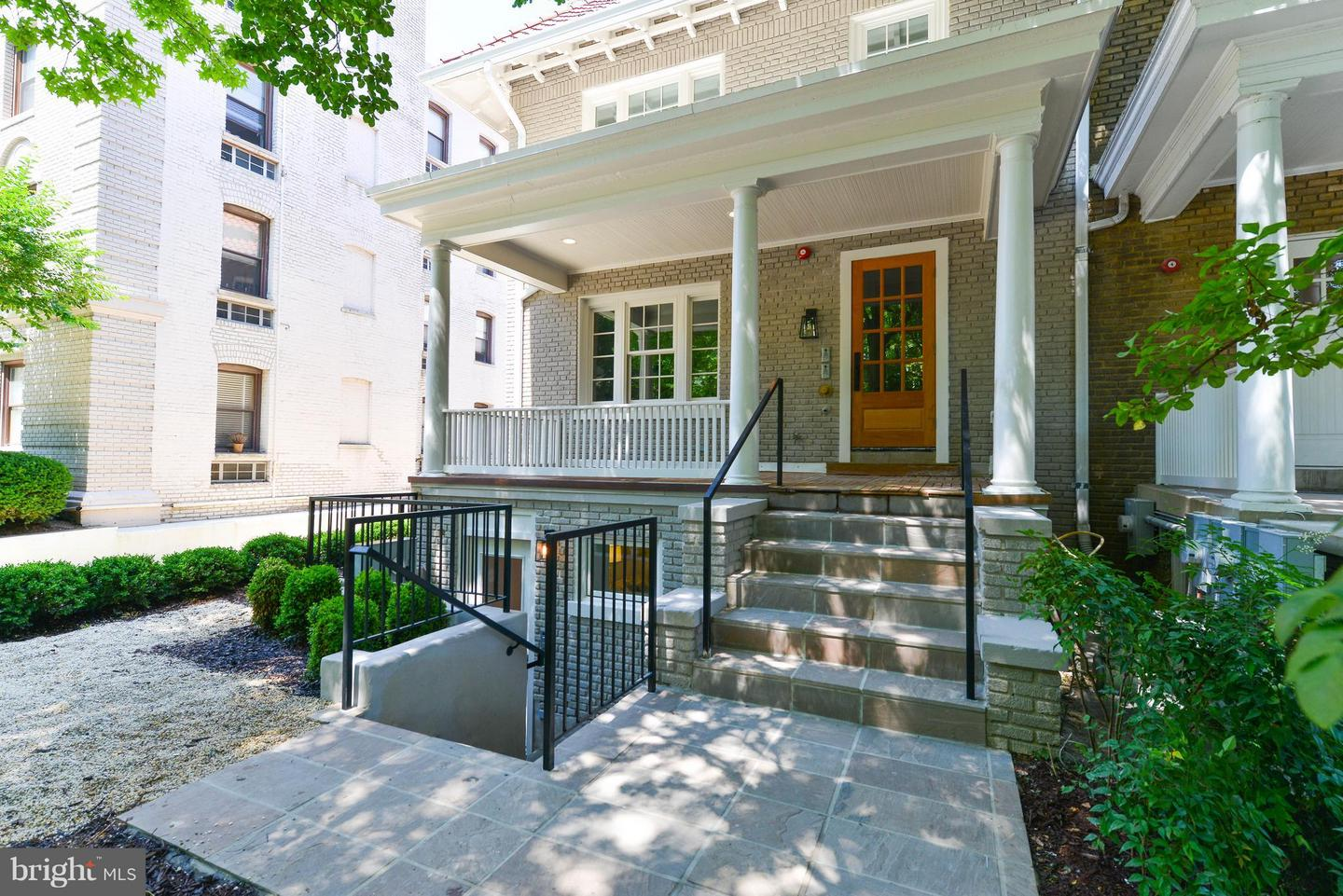 Multi-Family Home for Sale at 2312 Ashmead Pl Nw 2312 Ashmead Pl Nw Washington, District Of Columbia 20009 United States