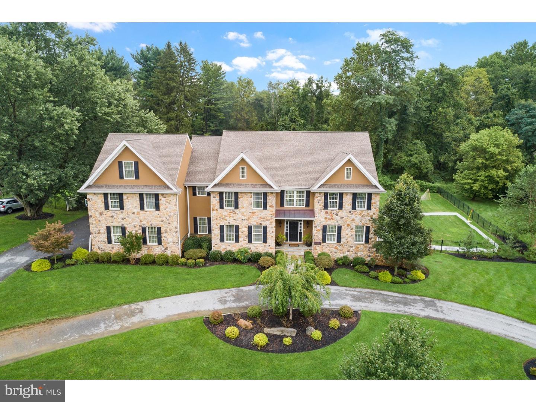Single Family Home for Sale at 408 MATTRISSA Ridge Media, Pennsylvania 19063 United States