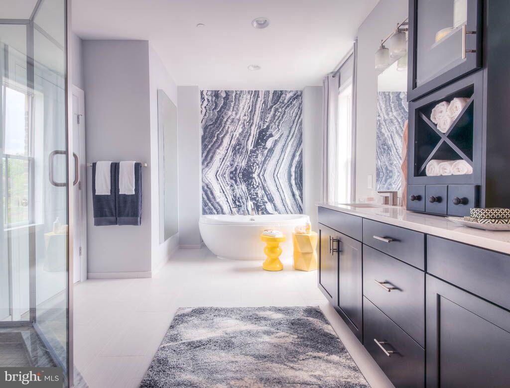 Bedroom (Master) - 324 STEINBECK AVE #9P, GAITHERSBURG
