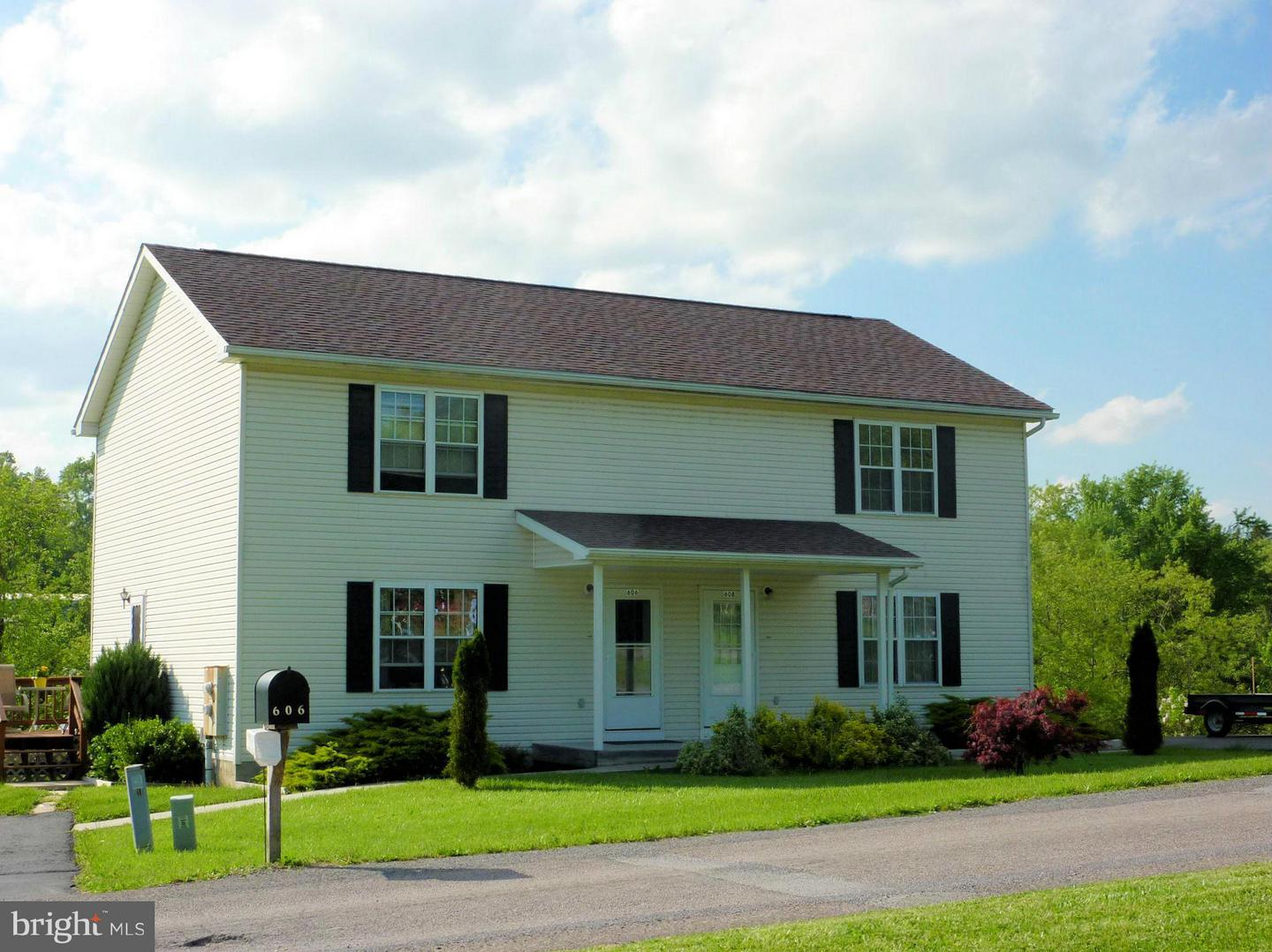 Photo of home for sale at 608 Pensinger Boulevard, Mountain Lake Park MD