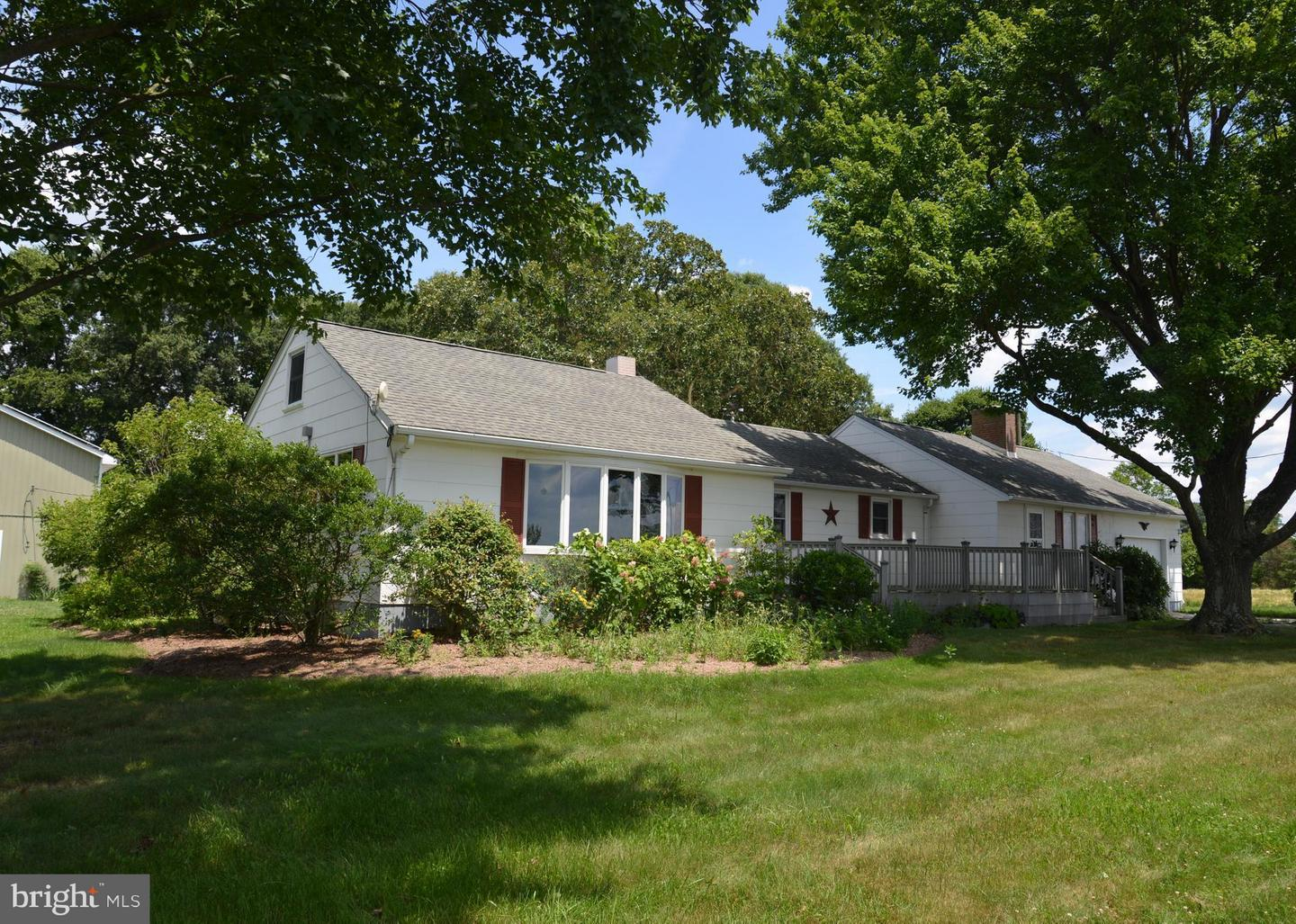Farm for Sale at 106 Carter Rd Church Hill, Maryland 21623 United States
