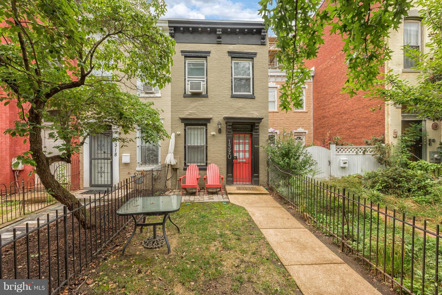 Single Family for Sale at 1320 8th St NW Washington, District Of Columbia 20001 United States
