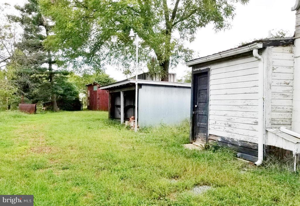 Exterior (Rear) - 11024 HESSONG BRIDGE RD, THURMONT