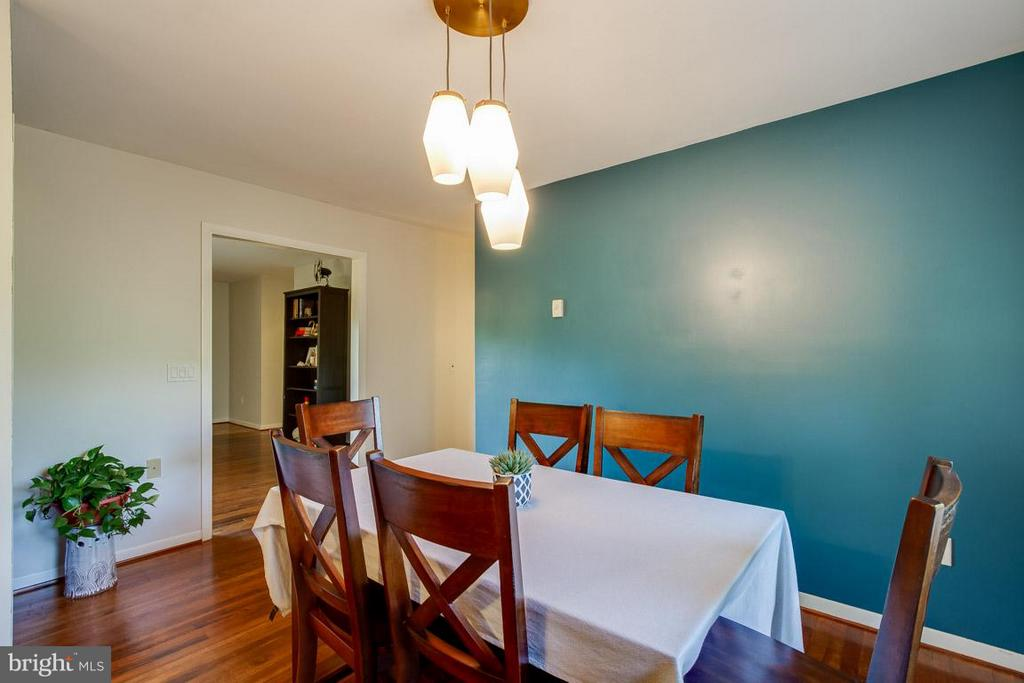 Dining Room - 20375 FURR RD, ROUND HILL