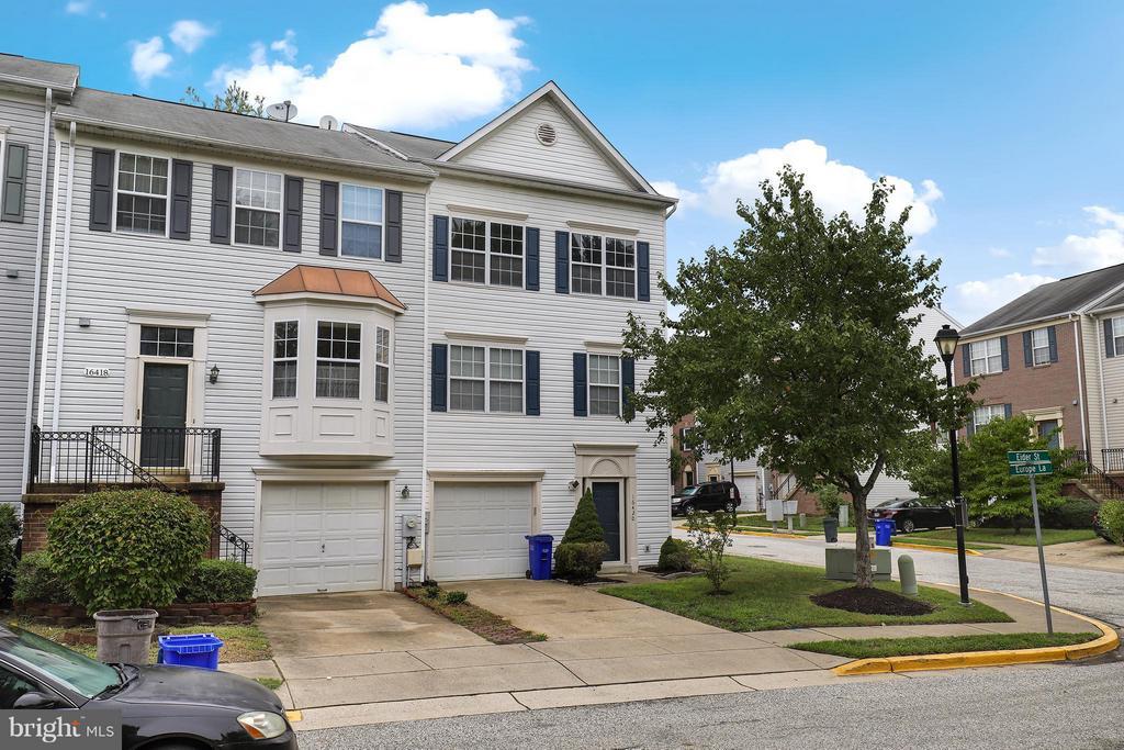16420  EIDER STREET, Bowie, Maryland