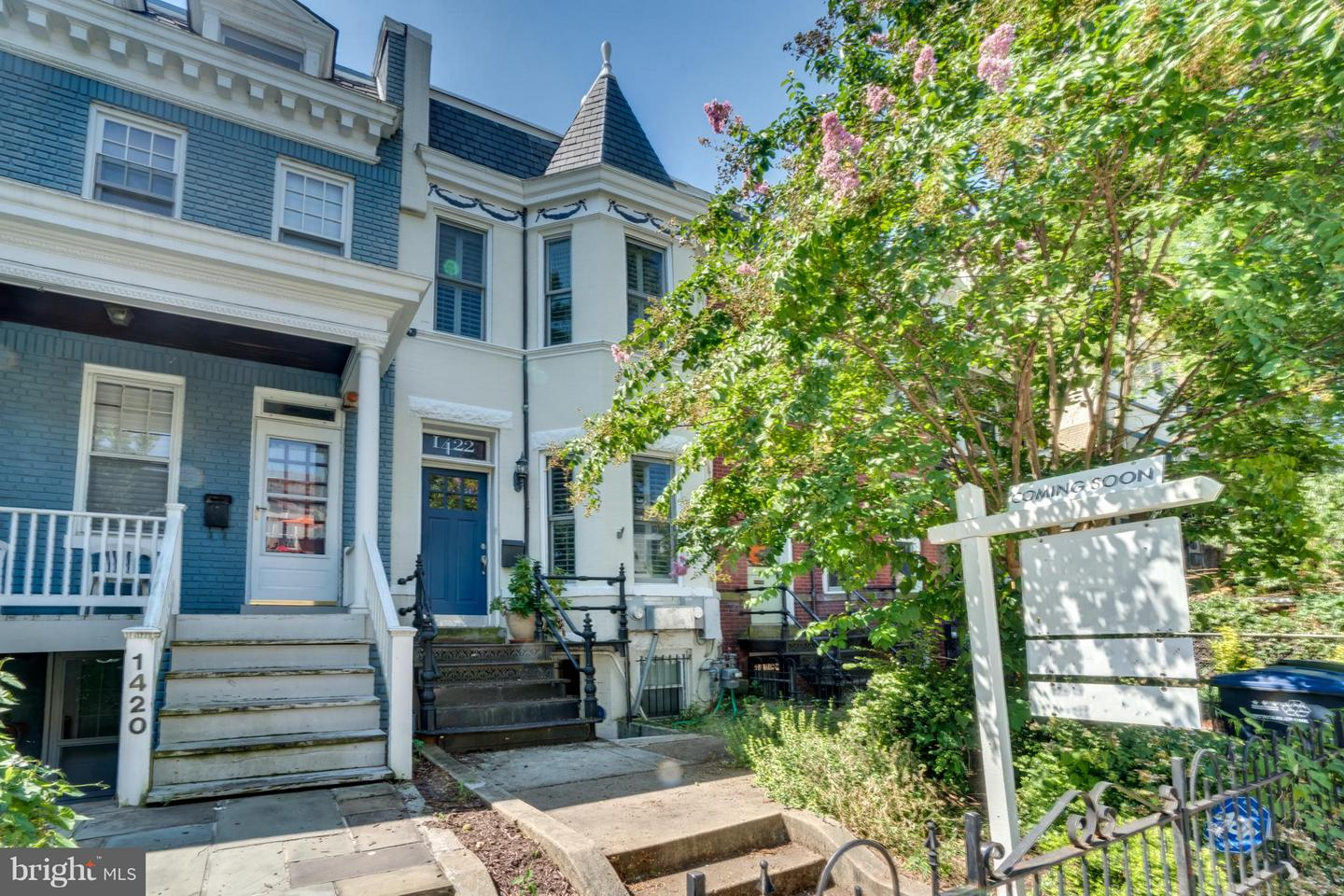 Single Family for Sale at 1422 Monroe St NW Washington, District Of Columbia 20010 United States