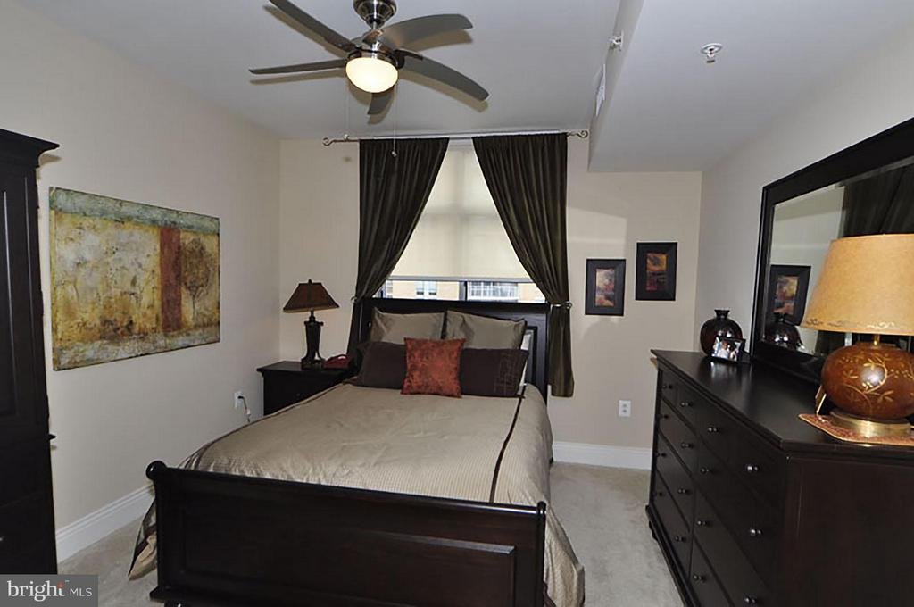 Bedroom - 11990 MARKET ST #512, RESTON