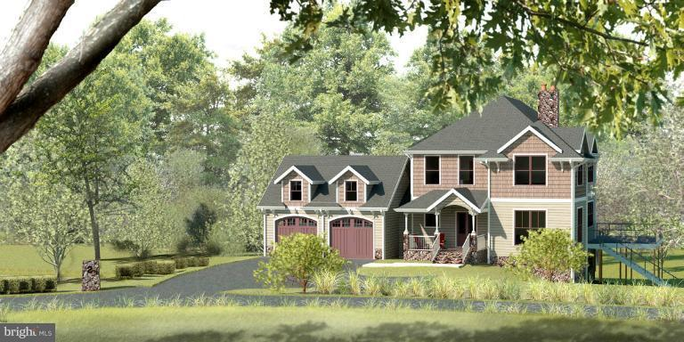 Single Family for Sale at 105 Roscoe Rowe Blvd #lot#2 Annapolis, Maryland 21401 United States