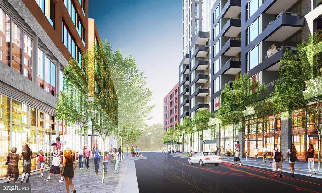New neighborhood - The Boro, retail, restaurants - 1650 SILVER HILL DR #1110, MCLEAN