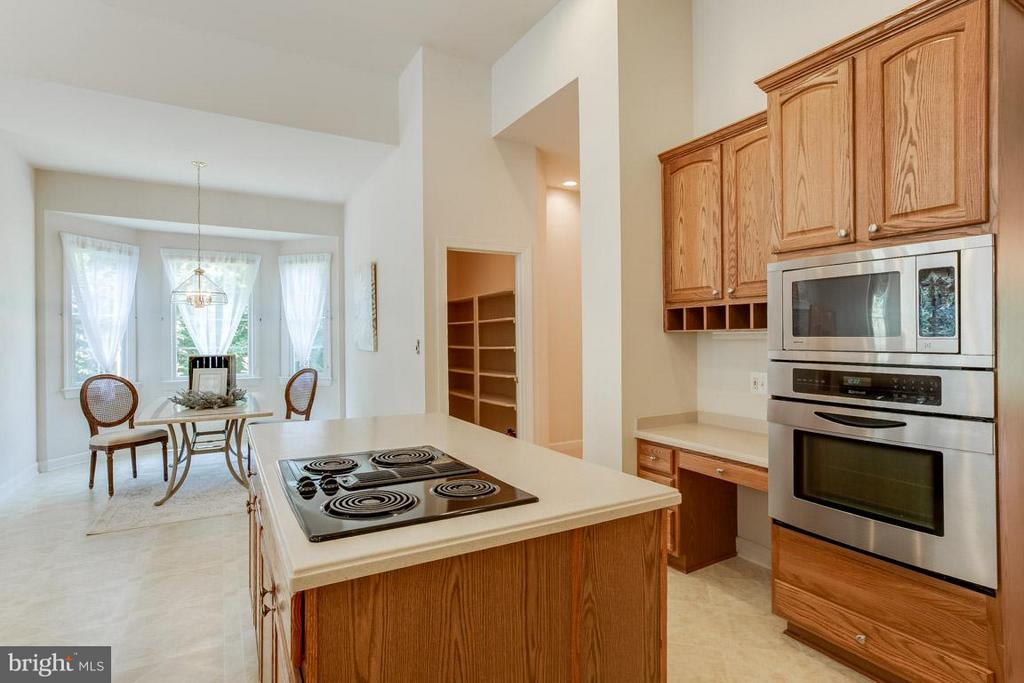 Stainless-steel finish appliances - 16952 OLD SAWMILL RD, WOODBINE