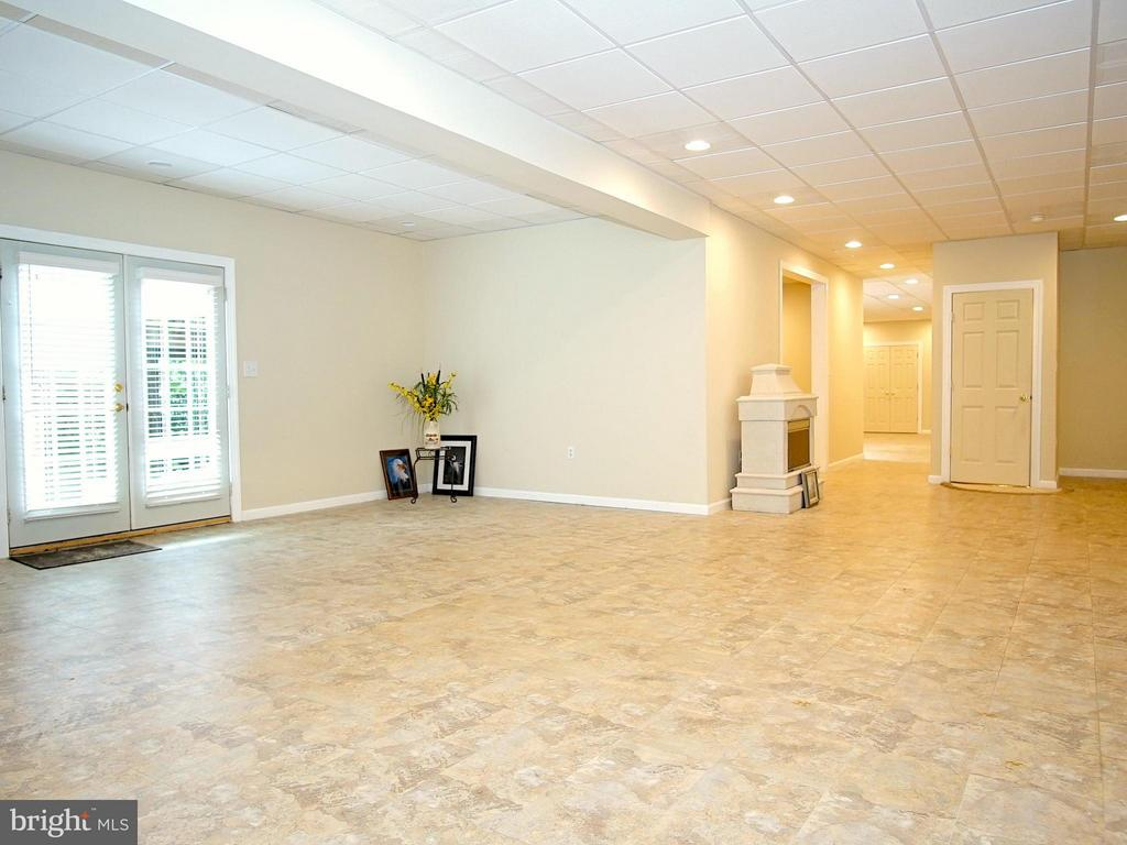 Walk-out lower level offers more living space - 16952 OLD SAWMILL RD, WOODBINE