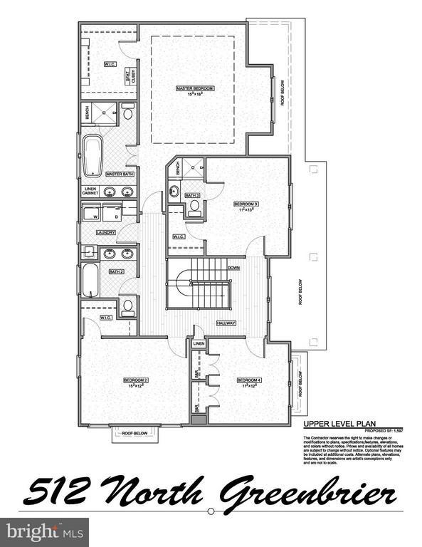 Upper Level - 512 GREENBRIER ST N, ARLINGTON
