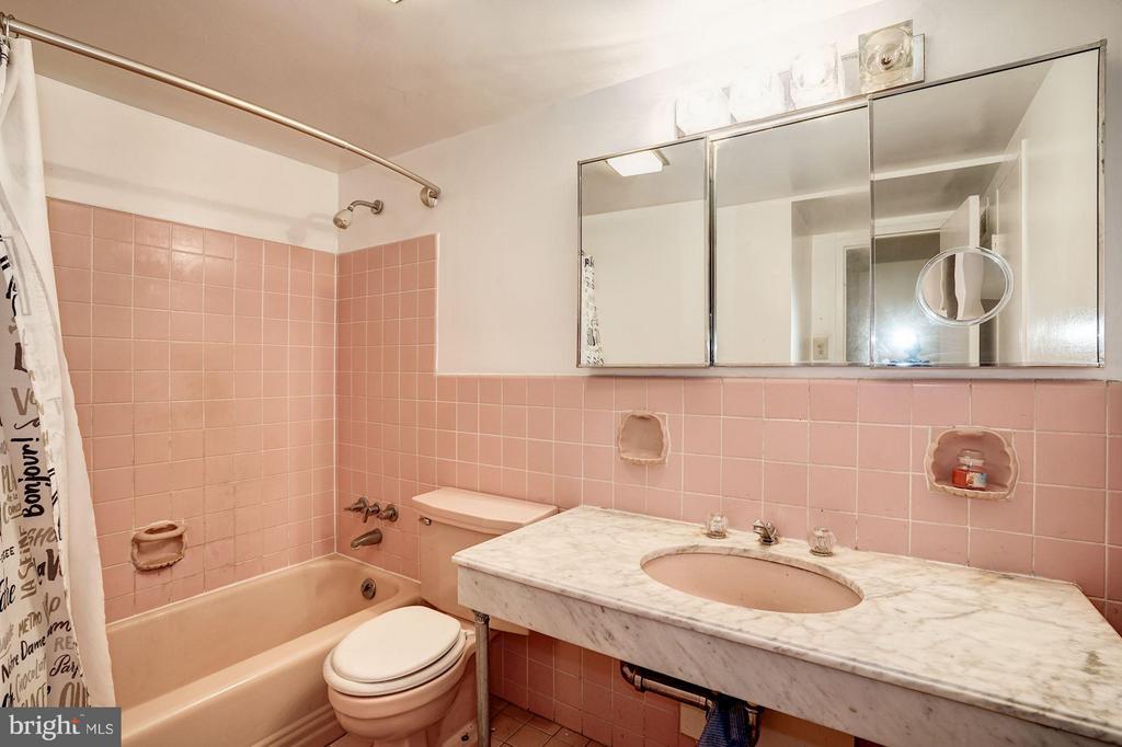 Bath - 4201 CATHEDRAL AVE NW #404W, WASHINGTON