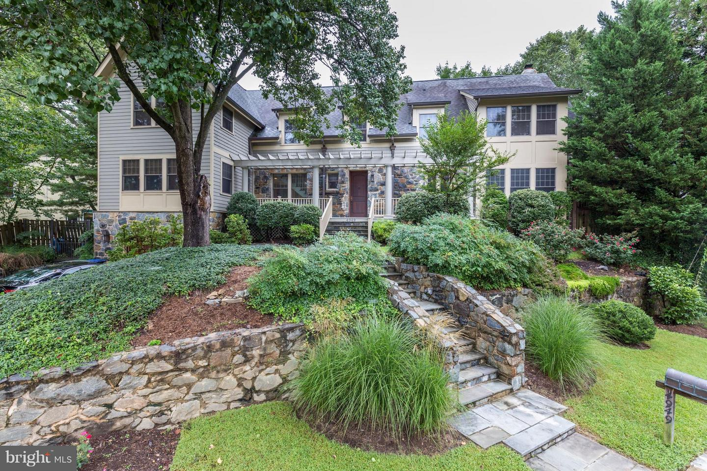 Single Family for Sale at 4949 Sherier Pl NW Washington, District Of Columbia 20016 United States