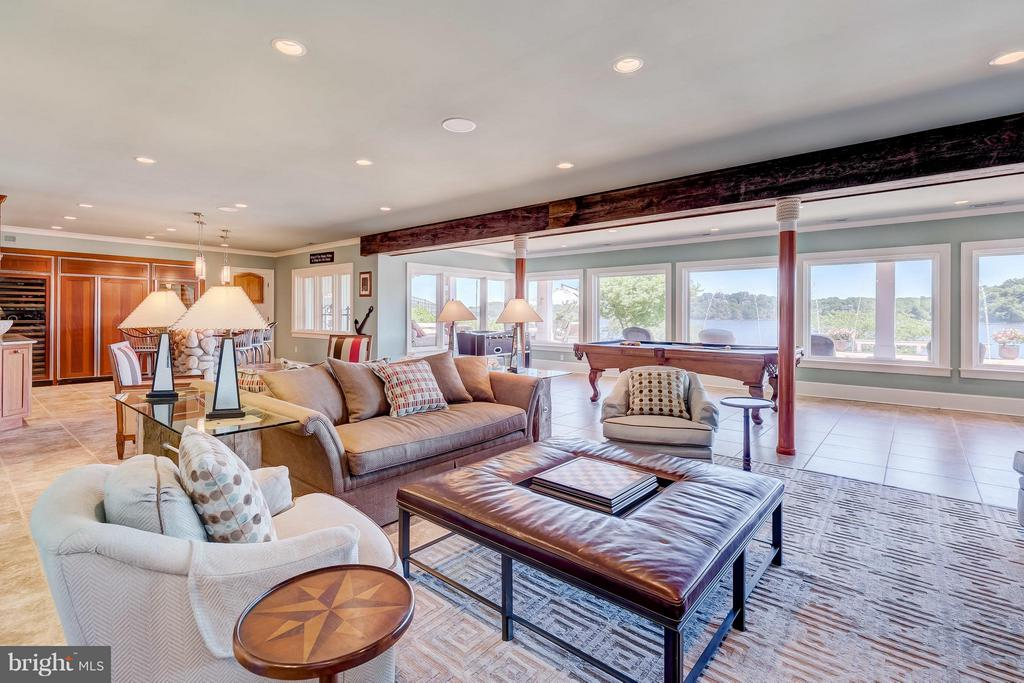 Lower Level Family Room - 803 COACHWAY, ANNAPOLIS