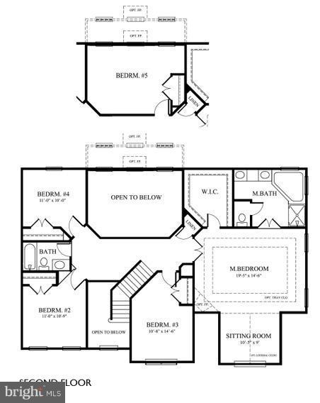 upper floor - 12503 MEADOWOOD DR, SILVER SPRING