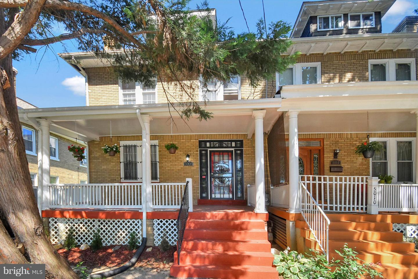 Single Family for Sale at 5008 Arkansas Ave NW Washington, District Of Columbia 20011 United States